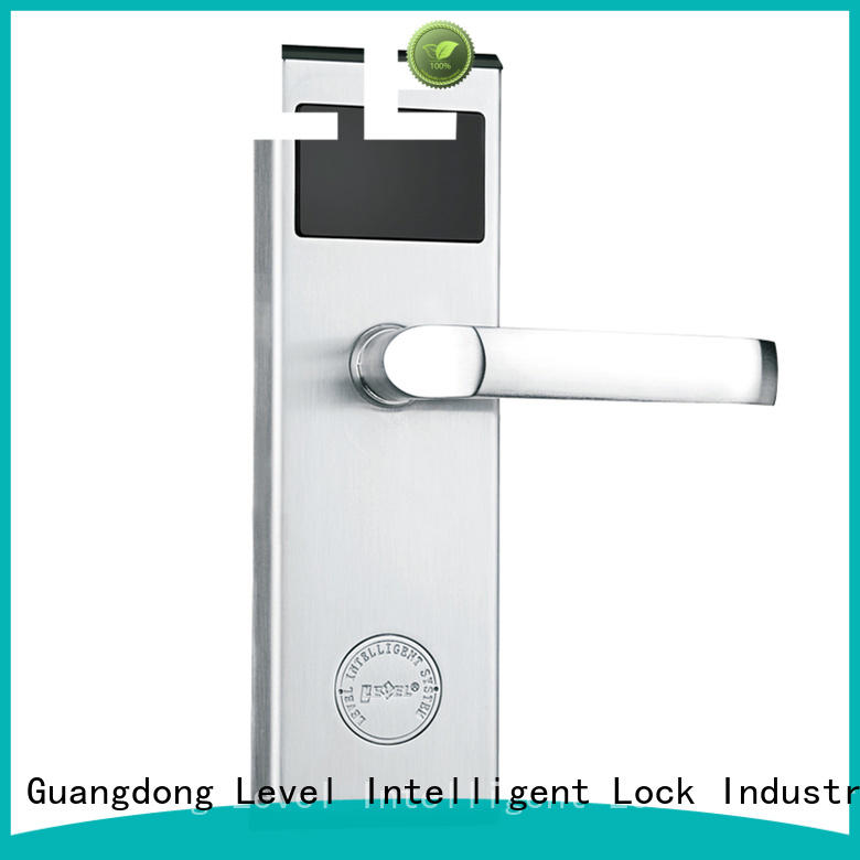 Level practical smart card lock wholesale for guesthouse