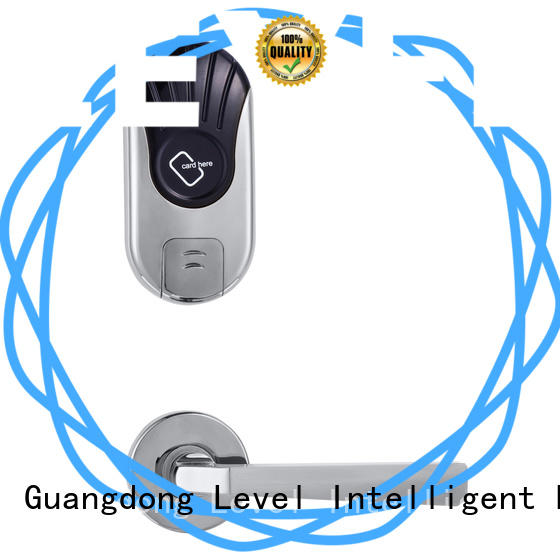 Level high quality electronic door locks hotel wholesale for lodging house