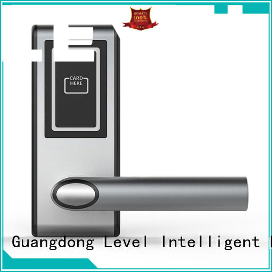 practical electronic door locks hotel material promotion for lodging house