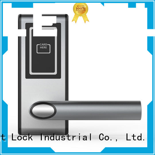 Level practical rfid hotel lock lock for guesthouse