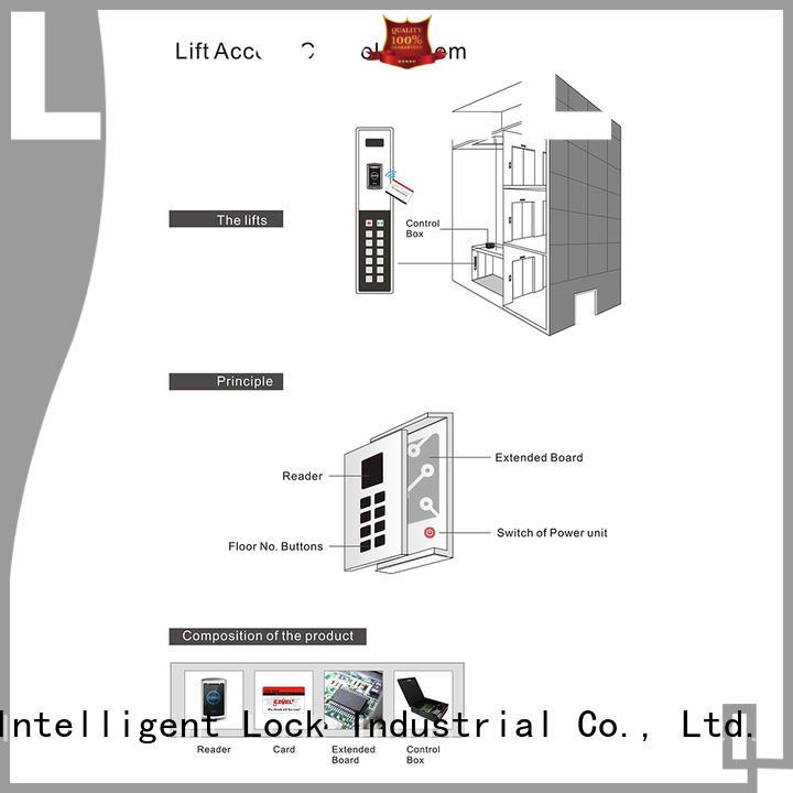 LEVEL Lift Access Controller