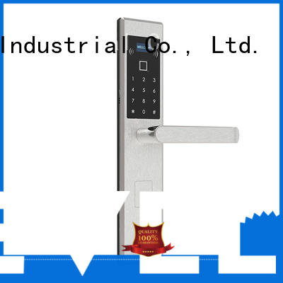 Level painting smart card lock supplier for apartment