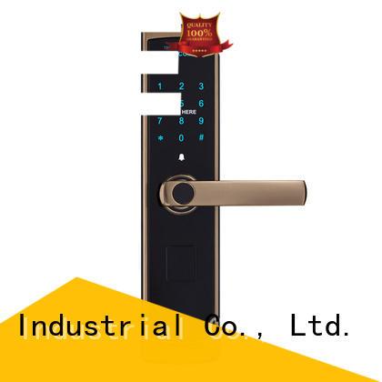 Level electronic smart home locks supplier for residential
