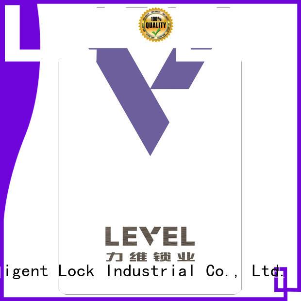Level lock hotel door lock system promotion