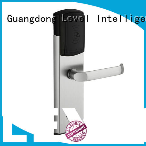 Level technical smart card lock directly price for guesthouse