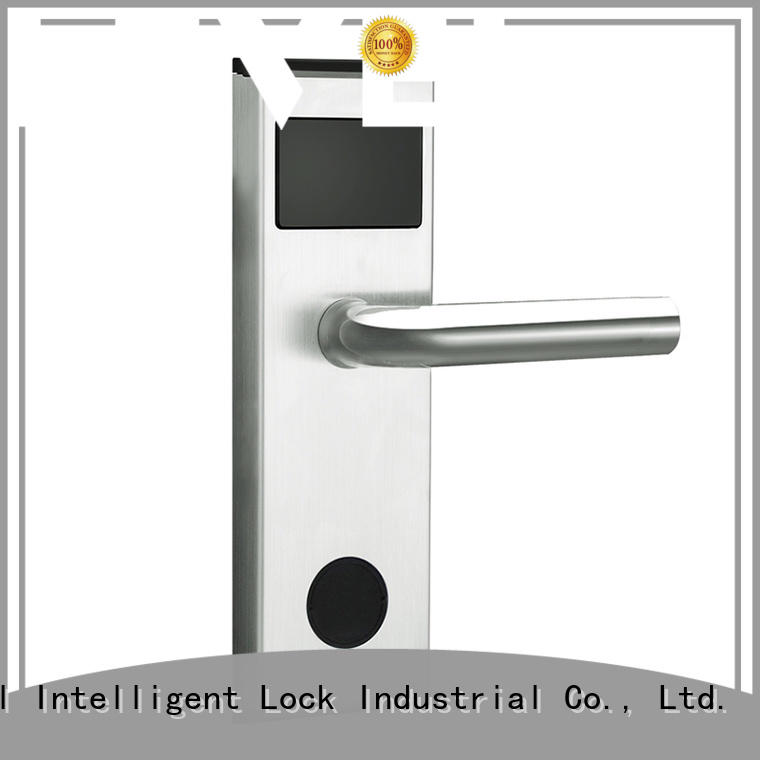 Level practical hotel room door locks wholesale for apartment