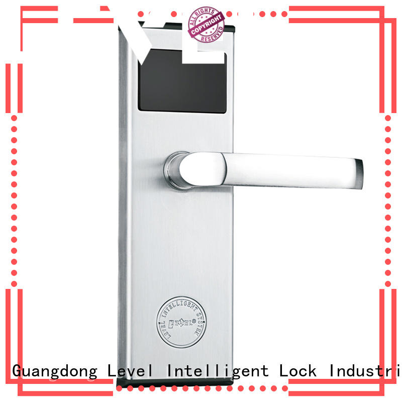Level high quality intelligent lock promotion for Villa
