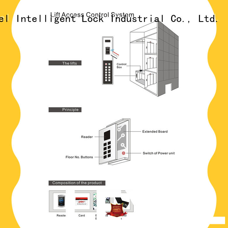Level controller lift access controller factory price for home