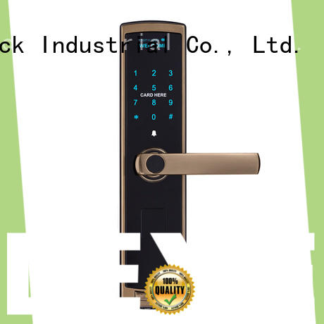 keyless electronic door locks for homes mdt1380 factory price for Villa
