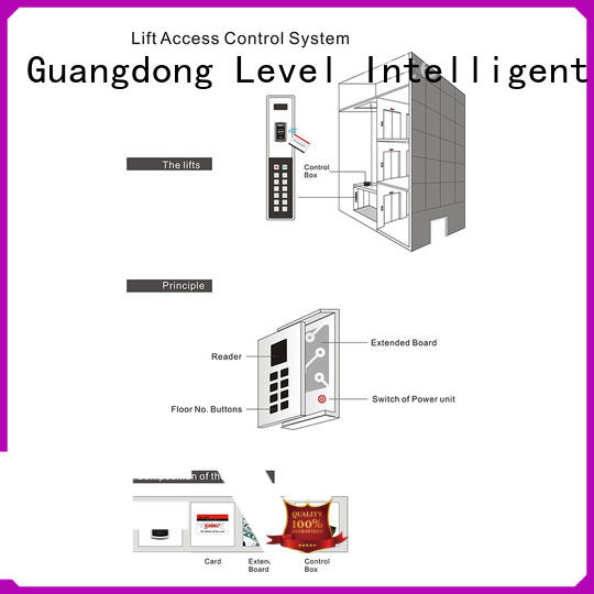 Level good quality LEVEL lift control system lift for lodging house
