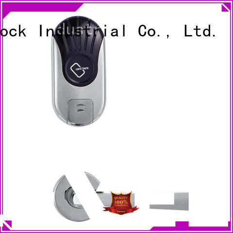 Level technical card lock promotion for apartment