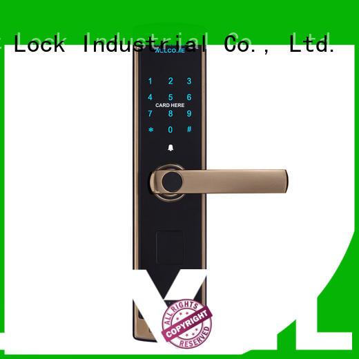 keyless fingerprint lock on sale for home Level