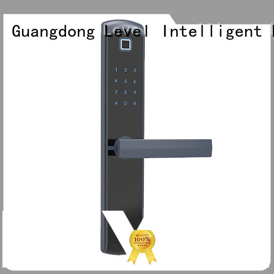 Level door touch keypad lock on sale for apartment