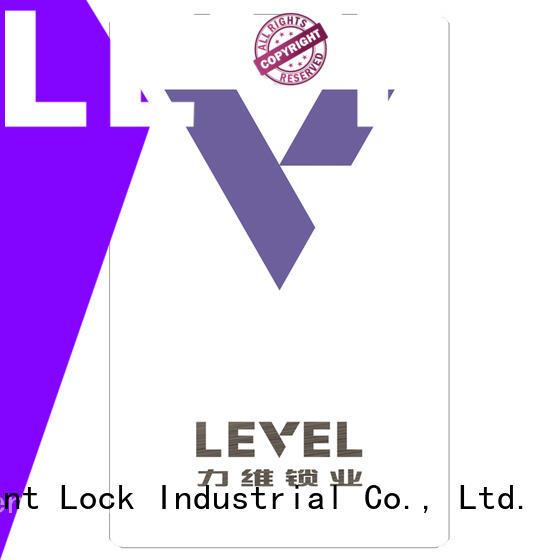 Level software hotel door lock system promotion for Villa