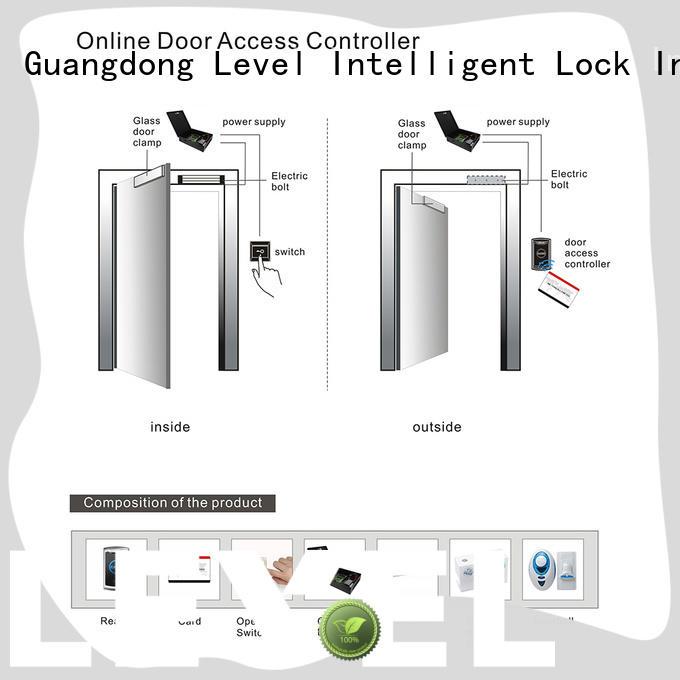 Level access controller access remote control for Villa
