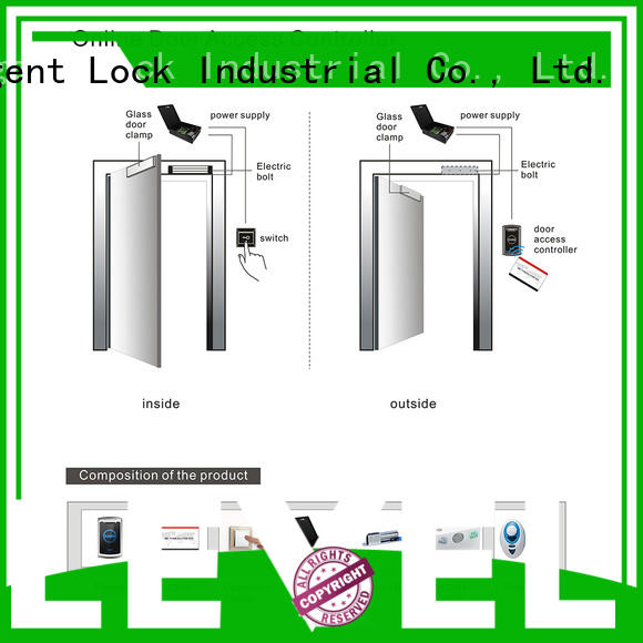 professional online door access controller level promotion for apartment
