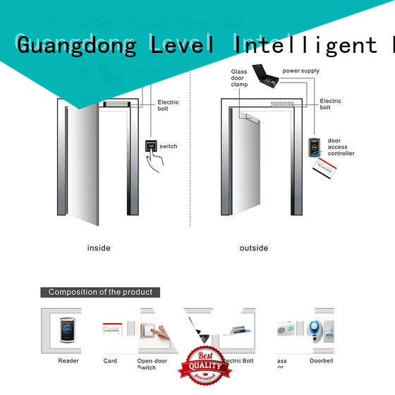 multi function door access control promotion for Villa Level