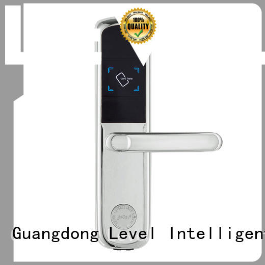 Level high quality hotel key card reader guest for lodging house