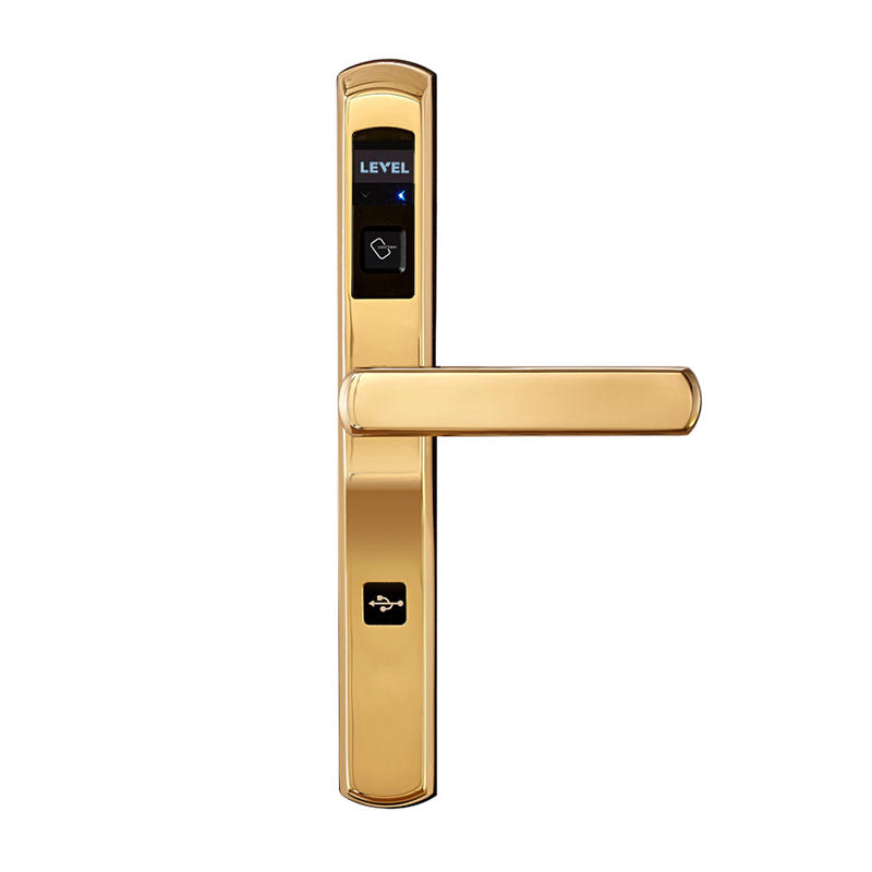 Level bridgecut hotel room door locks supplier for guesthouse-1