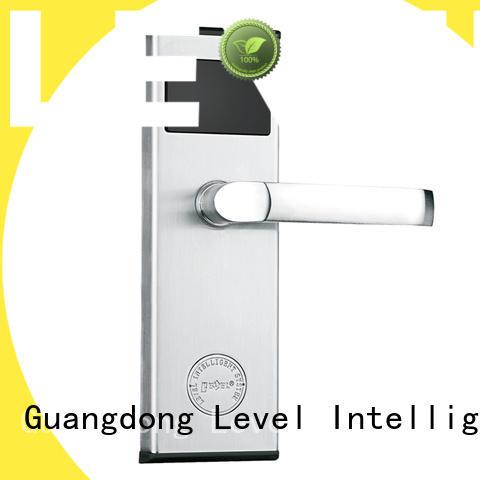 Level rf1660 electronic door locks hotel directly price for Villa