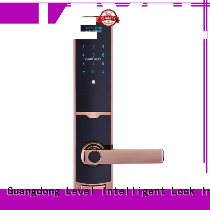 tdt1330 intelligent lock supplier for Villa Level