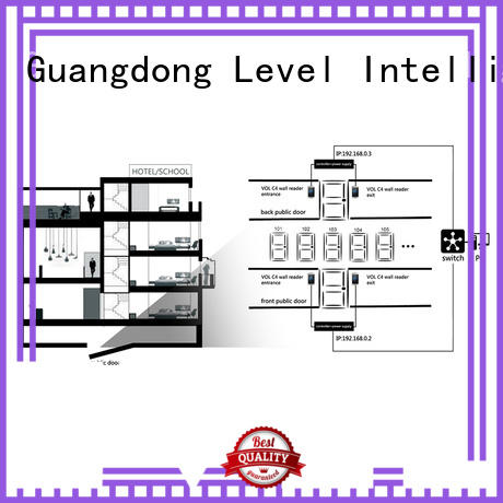 remote access control system factory price for Villa Level