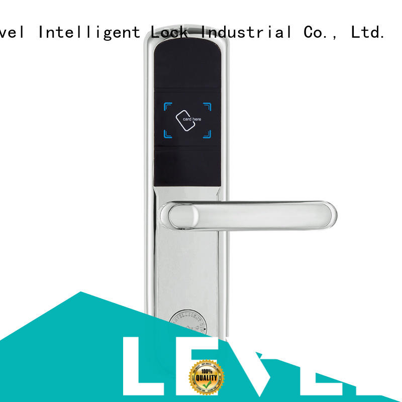 Hotel intelligent door lock Zinc alloy material popular model RF-1550