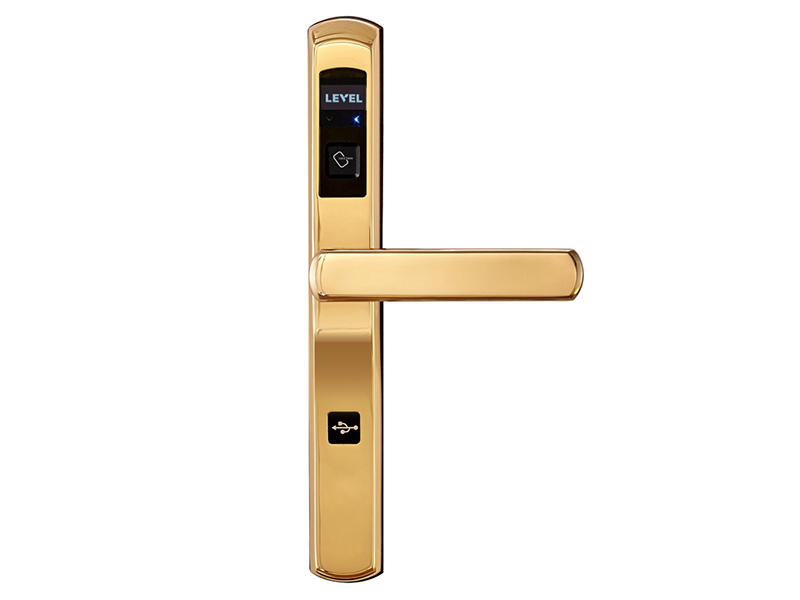 Level model key card door lock for hotels supplier for hotel-3