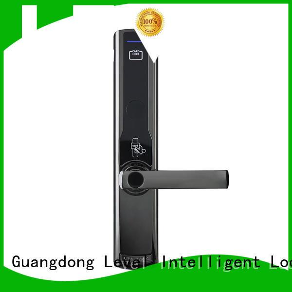 bridgecut hotel card lock smart for lodging house Level
