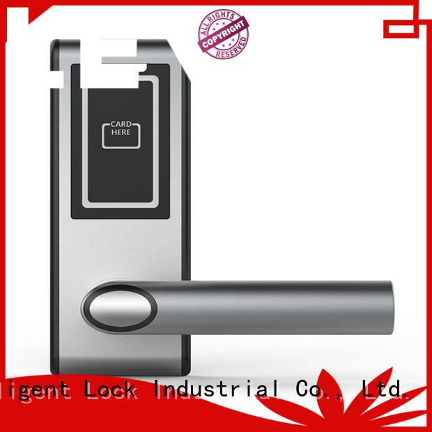 Level practical rfid hotel door locks directly price for guesthouse