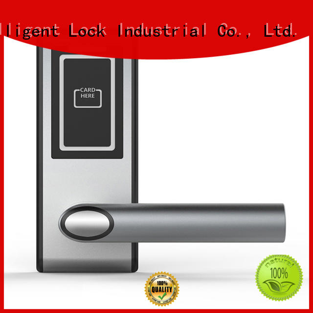 door steel model Level Brand hotel room security door locks factory