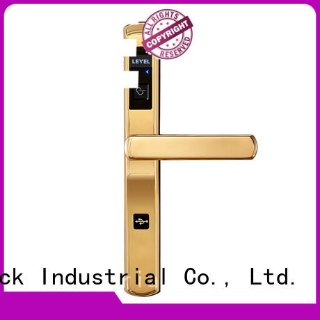 Level technical hotel lock wholesale for guesthouse