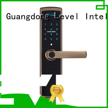 Level rfid smart card lock wholesale for home