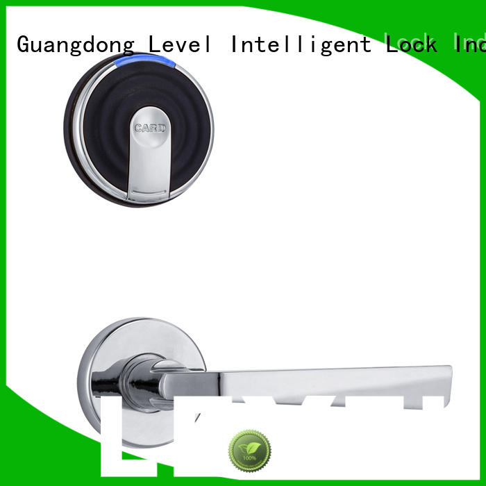 practical rfid card lock intelligent supplier for guesthouse