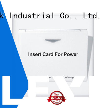 technical powersave switch insert promotion for apartment