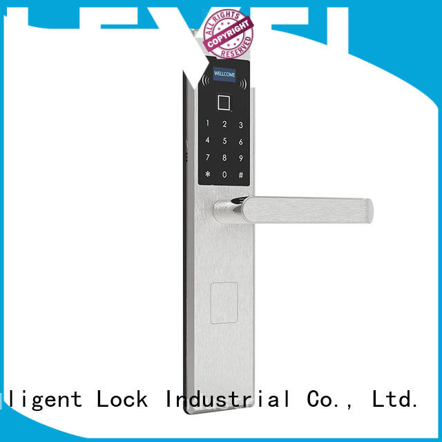 high quality electronic door locks for homes intelligent supplier for apartment