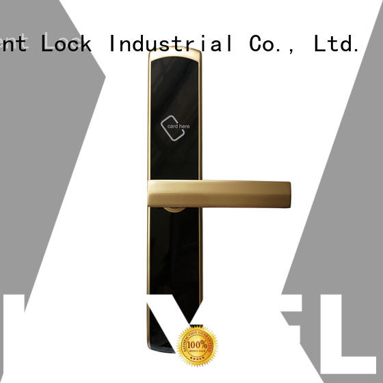 Level high quality smart card lock directly price for apartment