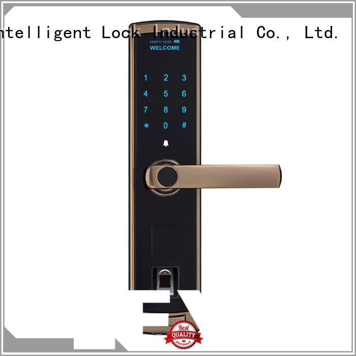 Level black password lock on sale for residential