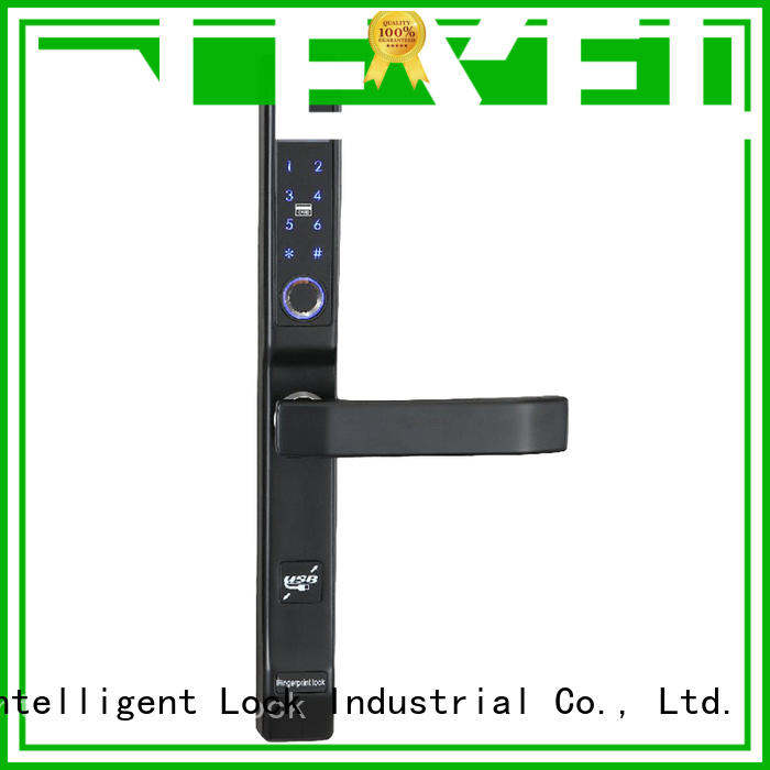 Level residential electronic keypad lock wholesale for residential