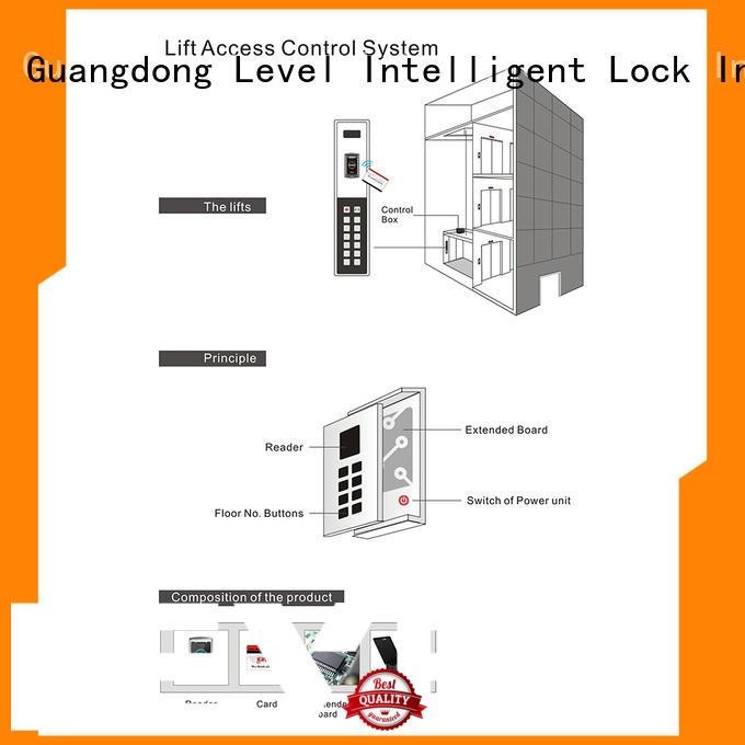 lift access controller controller Level