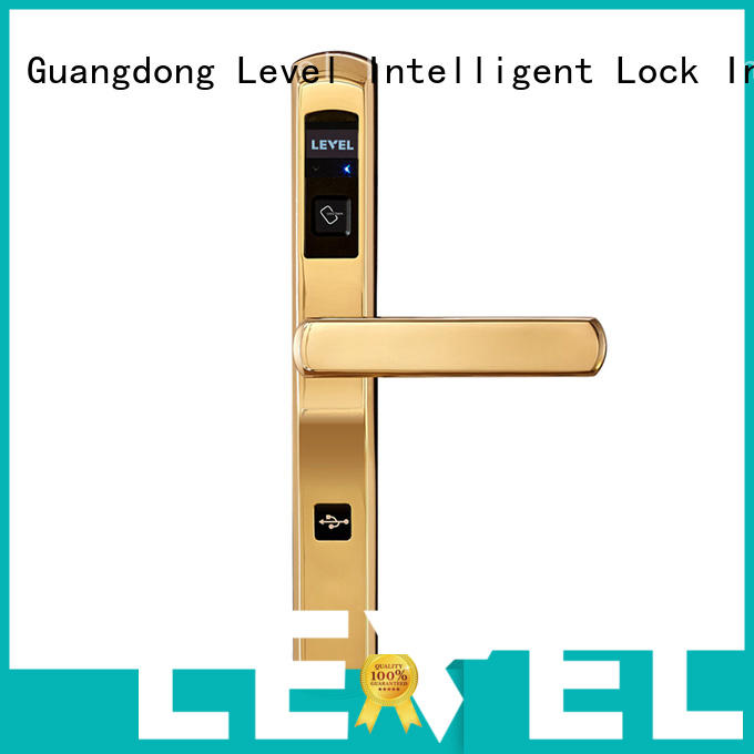 Level room hotel lock directly price for lodging house