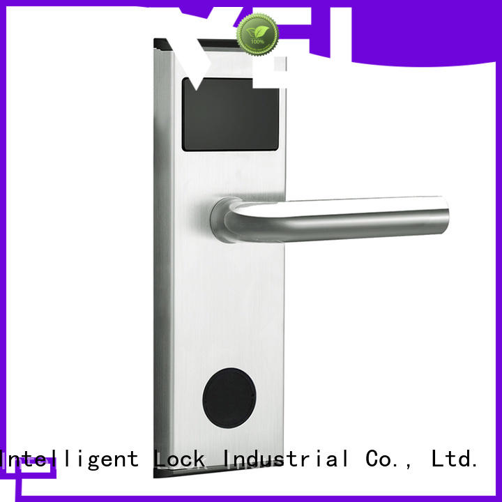 Level practical rfid hotel door locks promotion for lodging house