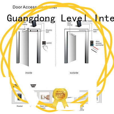 Level adjustable access control security manufacturer for office