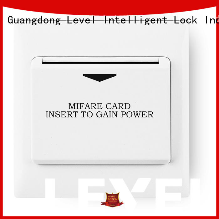 safe energy saving switch card promotion for residential