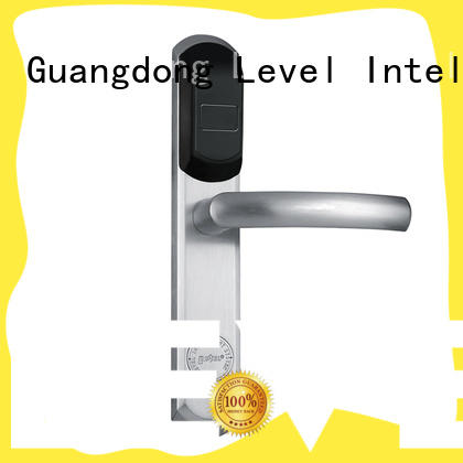 Level high quality hotel lock supplier for lodging house
