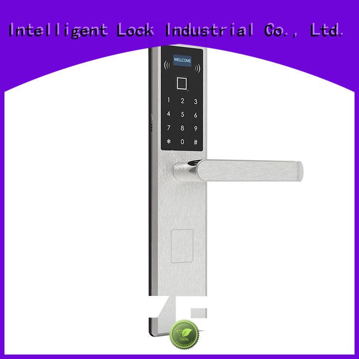aluminum keyless office door locks factory price for Villa Level
