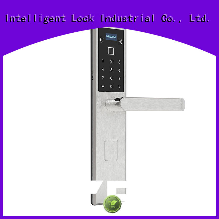 aluminum keyless office door locks factory price for Villa Level