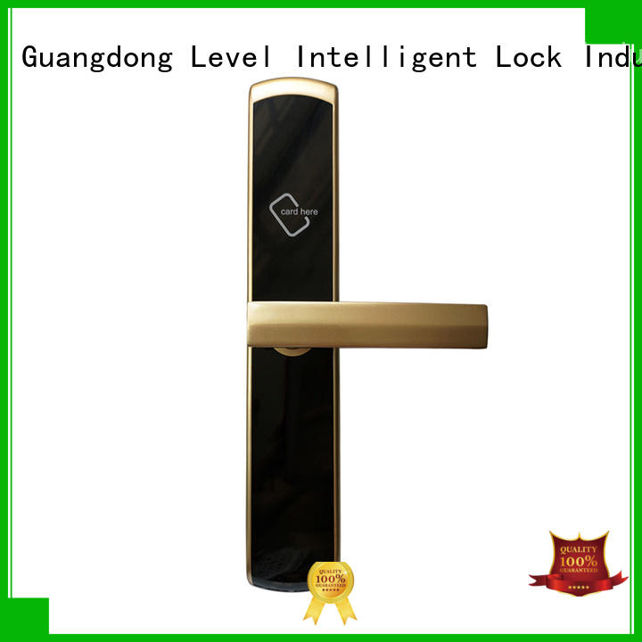 technical card lock supplier for apartment