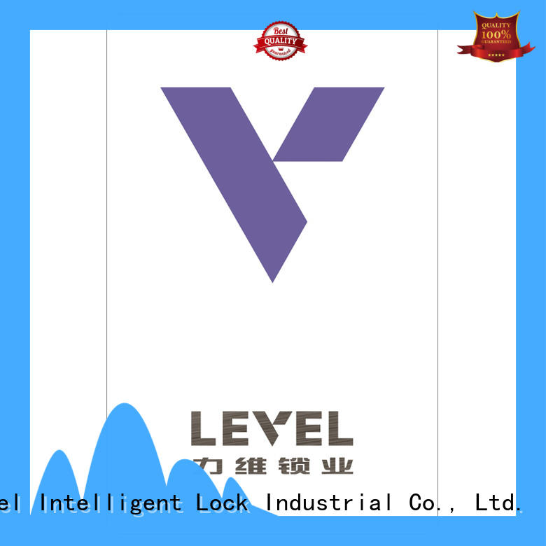 Level lock hotel room door lock system promotion