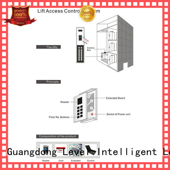 LEVEL lift control system controller Level